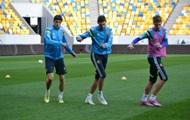 Фотогалерея: Тренировка сборной Украины во Львове перед матчем с Македонией