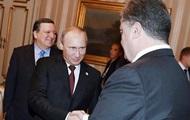 Песков не исключает встречи Путина и Порошенко в пятницу