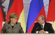 Путин и Меркель обсудили подготовку к переговорам в Милане