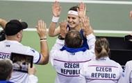 Сборная Чехии в шаге от победы в Кубке Федерации