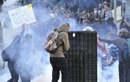 Во Франции возобновились протесты против полицейского насилия