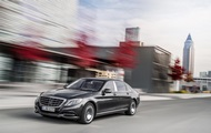 Возрождение Maybach. Mercedes представил самый большой седан в S-классе