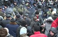Беспорядки в Виннице: милиция сообщает о восьми пострадавших