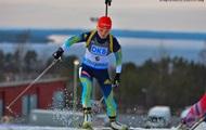 Биатлон: Валя Семеренко завоевала медаль Кубка мира