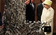 Британская королева не села на Железный трон из