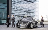 Объявлены цена на Mercedes-Maybach S500 и S600