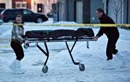 В канадском Эдмонтоне мужчина убил восемь человек