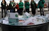 В России ожидают ослабления рубля в 2015 году