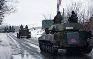 Боевики продолжают обстреливать жилые дома в Дебальцево