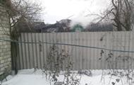 В Дебальцево после обстрелов горели жилые дома