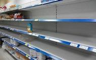 Из-за роста цен украинцы опустошают магазины
