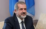 Чубаров переизбран главой Меджлиса