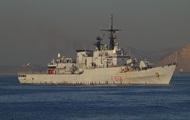 В Черном море завершились учения кораблей НАТО