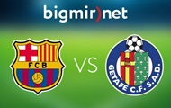 Барселона - Хетафе 4:0 Онлайн трансляция матча чемпионата Испании