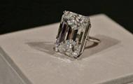 На аукционе Sotheby's был продан белый бриллиант весом более 100 карат