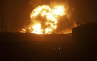 На газопроводе в США произошел взрыв