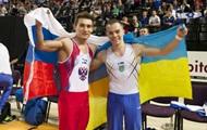 Украинский гимнаст стал чемпионом Европы в многоборье