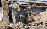 В Мелитополе произошел взрыв в жилом доме