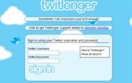 В России запретили сайт TwitLonger