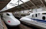 Японский поезд установил мировой рекорд скорости