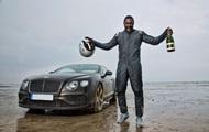 Британский актер побил на Bentley 88-летний рекорд скорости