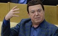 Иосиф Кобзон даст два концерта в Донецке