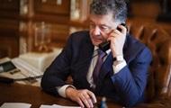 Порошенко обсудил с премьером Канады ситуацию на Донбассе