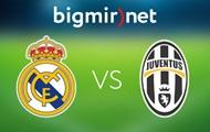 Реал Мадрид - Ювентус 0:0 Онлайн трансляция матча Лиги чемпионов