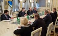 Россия сорвала встречу дипломатов