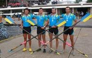 Украинские гребцы завоевали две медали на чемпионате Европы
