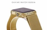 Caviar ���������� ��������� ������ Apple Watch ���