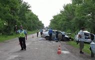 На Луганщине водитель заснул за рулем, трое погибших