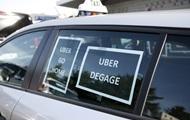 Таксисты заблокировали аэропорты Парижа, протестуя против Uber