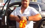 Полиция задержала в Киеве пьяного чиновника с пистолетом