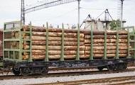 Порошенко запретил экспорт леса