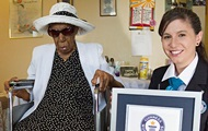 Самая старая женщина планеты отметила свое 116-летие