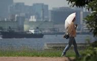 В Японии жертвами жары стали четыре человека