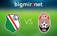 Легия - Заря 0:0 Онлайн трансляция матча Лиги Европы