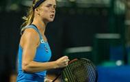 Украинка Свитолина вышла в полуфинал турнира WTA в Вашингтоне