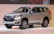 В Mitsubishi представили внедорожник Pajero Sport нового поколения
