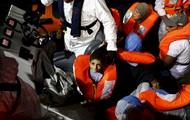 В Средиземном море утонуло 40 мигрантов