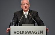 Глава Volkswagen подал в отставку из-за скандала в США