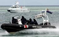 В Эгейском море затонуло судно с мигрантами. погибли 10 человек