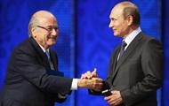 Блаттер: Россия получила ЧМ-2018 в результате тайной сделки