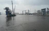 Двойной удар. На Сахалин обрушился ураган с наводнением
