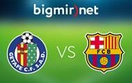 Хетафе - Барселона 0:1 Онлайн трансляция матча чемпионата Испании