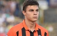 Максим Малышев не сможет помочь сборной Украины