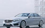 Опубликованы первые фото Mercedes-Benz E Class