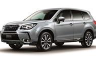 Subaru представил обновленный Forester