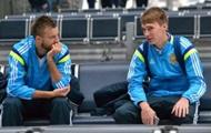 В боевом составе: Сборная Украины отправилась на игру с Македонией
